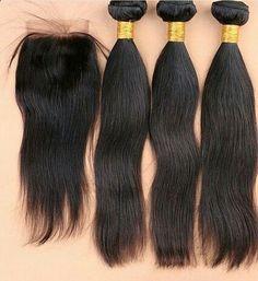 100% virgin hair bundles