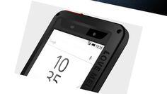 Love Mei Sony Xperia Z5/Premium/Compact Powerful Bumper Case