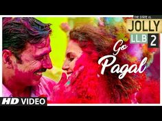 Jolly LLB 2 releases its first song 'Go Pagal' and it's nothing short of 'Super Crazy' | Bollypedia
