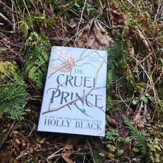 We're spending the week in Faerie with our book date THE CRUEL PRINCE by Holly Black. Check out this YA fantasy!