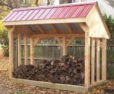 Appealing Pictures Of Wood Shed Ideas Design: Free Firewood Storage Shed Plans Design Ideas With Mean Wood Shed Ideas ~ shokoa.com Home Designs Inspiration