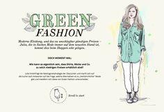GREEN FASHION GUIDE für mybestbrands: http://www.mybestbrands.de/greenfashion-special/ by Leonie Herzog Illustration - www.leonieherzog.com