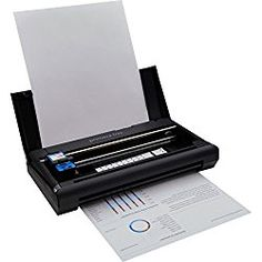 Trio Portable Printer-Scanner For MacBook Air Or Pro Laptop