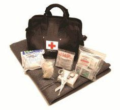 Kit Contents - Canadian Red Cross