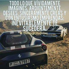 Todo lo que con entusiasmo emprendas inevitablemente te sucederá!!  #negocio #empresa #emprender #exito #networkers  #soyint #guatemala #losnuevosprofesionales #sigloxxi #estructuradeexito #ingresoresidual by marferjb