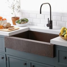 10 best Super Kitchen Sinks images on Pinterest   Kitchens, Copper ...