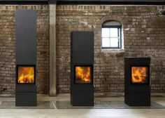 Wittus cubic wood stove