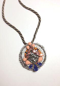 INCURABLE ROMANTIC JEWELS Rodia necklace