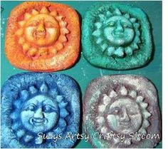 DIY Plaster Casting with Sand: Great Tutorial, from Handmadeology. Family Crafts, Easy Crafts For Kids, Creative Crafts, Diy And Crafts, Diy Plaster, Plaster Crafts, I Love Diy, Sand Casting, Beach Crafts
