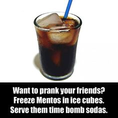 Fun and evil prank