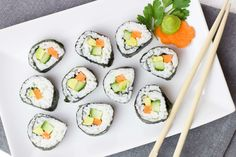 #asia #carrot #chopsticks #delicious #dinner #dish #eat #food #japanese food #lunch #maki #meal #nori #rice #salmon #sashimi #seafood #seaweed #snack #sushi #tuna #vegetables #wasabi #yummy
