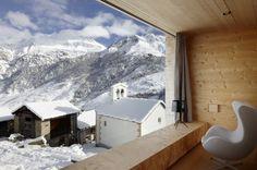 Zumthor Vacation Homes - Photographer Ralph Feiner © Zumthor Ferienhäuser