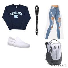Villain Polo Outfits Shorts Outfit Biker Shorts Outfit # Villain Back To School Outfits biker Outfit outfits polo Shorts villain Cute Sporty Outfits, Casual School Outfits, Swag Outfits, Cute Outfits For School For Teens, Lazy School Outfit, Sporty Teen, Fall College Outfits, Cute Highschool Outfits, School Shorts