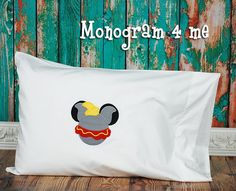 Hey, I found this really awesome Etsy listing at https://www.etsy.com/listing/195924787/dumbo-inspired-autograph-pillowcase