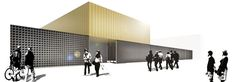 Edificio Fractal en Barcelona  | 08023 Arquitectos - Barcelona | #Arquitectos #Oficinas