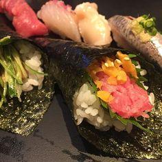 Yesterday's lunch.  毎月毎月築地に行っている。 すしざんまいっ  #lunch #ランチ #おひるごはん #昼食 #すし #寿司 #sushi #すしざんまい #japanesefood #foodporn #foodphotography #築地 #tsukiji #nofilter