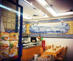 Azulejos. Lisboa