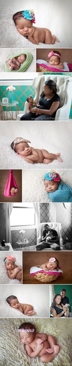 Houston Newborn Pictures | Capture the Dance Photography