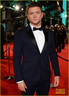 Rising Star Nominee Taron Egerton Suits Up at BAFTAs 2016!: Photo #3578234. Taron Egerton looks handome while posing on the red carpet the 2016 EE British Academy Film Awards held at the Royal Opera House on Sunday (February 14) in London,…