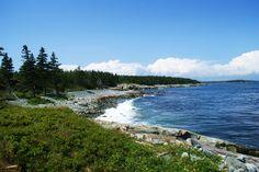 Trail along Taylor's Head, Nova Scotia. Adventure Tours, Day Hike, Nova Scotia, Playground, North America, Coastal, Trail, Landscapes, Hiking