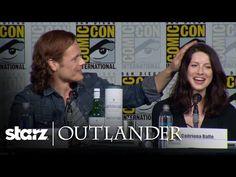 Outlander | San Diego Comic-Con 2015 Panel | STARZ - YouTube
