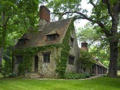 Lugares tranquilos. casas en donde se descansa y se está en contacto con la naturaleza.