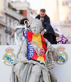 El Real Madrid celebró la Duodécima en Cibeles | fotos | Real Madrid CF