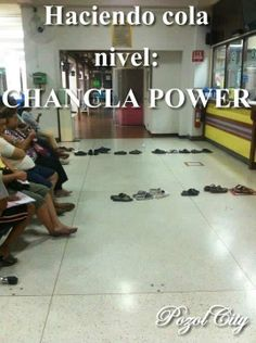 chancla power