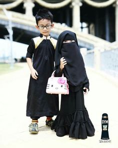 Fashion Hijab Junior High School Kids – Pict Hijab and Jilbab - Fashion Hija. Fashion Hijab Junior High School Kids – Pict Hijab and Jilbab – Fashion Hijab Junior High Sch Cute Muslim Couples, Muslim Girls, Cute Couples, Muslim Family, Muslim Men, Cute Baby Couple, Cute Baby Girl, Cute Babies, Baby Hijab