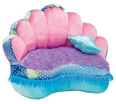 mermaid lounger