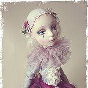 Dolls and handmade toys.  Fair Masters - handmade Columbine lilac .. Handmade.