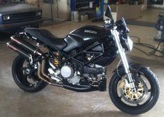 Ducati S2R800 Dark