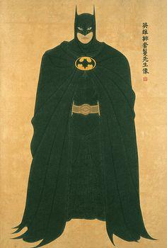 The Portrait of the Hero, Mr Batman, Son Dong-hyun, 2005
