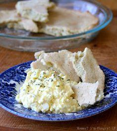 MIH Recipe Blog: Flatbread {Gluten Free}
