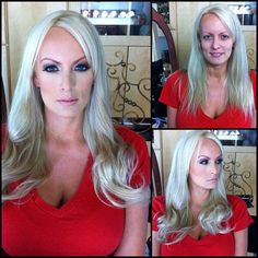 Stormy Daniels Without Makeup How To Feel Beautiful, Beautiful Women, Amazing Women, Makeup Before And After, Gifs, Power Of Makeup, Star Makeup, Without Makeup, Makeup Transformation