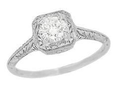 White sapphire.  No one needs to know!