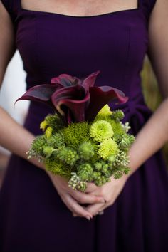 Bridesmaid Bouquets, Wedding Flowers Photos by The Hons
