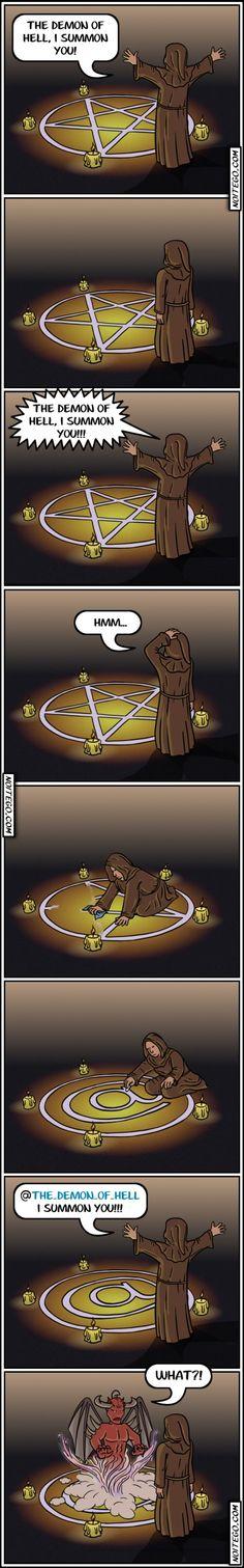 Conjuration 2.0