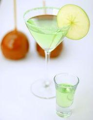 Caramel Apple Martini