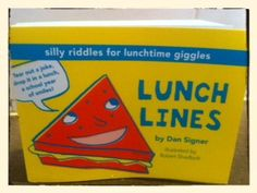 Tear-off riddles for the lunch box
