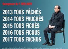 François Hollande : son quinquennat