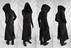 reaper coat corduroy