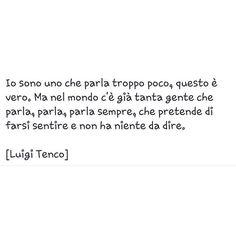 #luigitenco #cantautore #poeta #talento #sensibilità ✔️