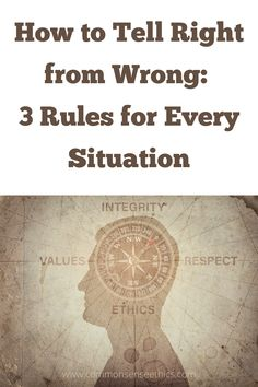 There are 3 important rules we can always use to do right by others: the Silver Rule, the Golden Rule and the Platinum Rule. These 3 rules are applicable regardless of our politics, religion or culture. #philosophy #ethics Self Development, Personal Development, Golden Rule, Common Sense, Studying, Self Improvement, To Tell, Self Help, Philosophy