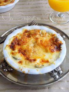 Cassolette De Fruits De Mer Et Poisson Blanc Recette Cuisine