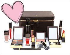 O kit – nada básico – de maquiagem lançado em edição limitada pela marca de beauté Tom Ford