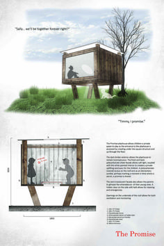 The Finalists – 2015 Life of an Architect Playhouse Design Competition