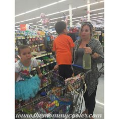 Shopping is Easier for Families with Wal-Mart Grocery!!! #Groceryhero #walmart