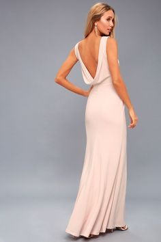 8c3188f25c 35 Best Backless Maxi Dresses images in 2019