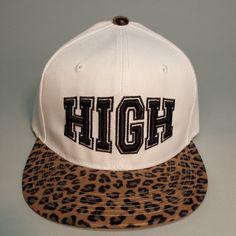 highstandardclothing.com - Leopard HIGH Snap Back, $25.00 (http://www.highstandardclothing.com/leopard-high-snap-back/)